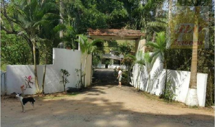 Sítio à venda, 363000 m² por R$ 520.000,00 - Zuna Rural - Juquiá/SP