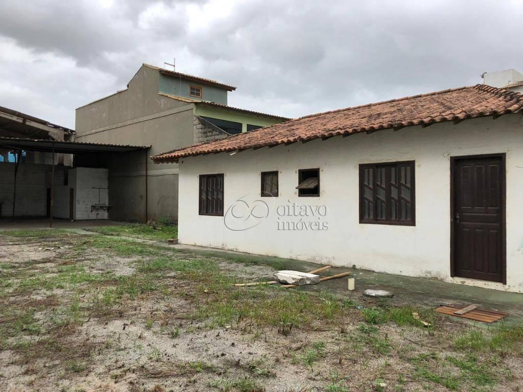 Galpão em Barreto  -  Macaé - RJ