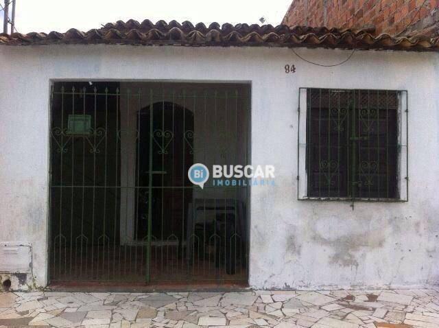 Casa residencial à venda, Queimadinha, Feira de Santana.