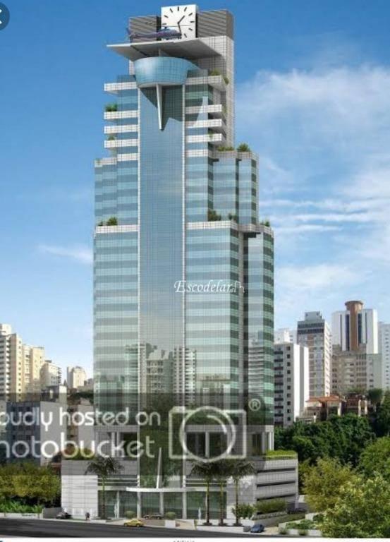 Laje para alugar, 300 m² por R$ 21.000/mês - Santana - São Paulo/SP
