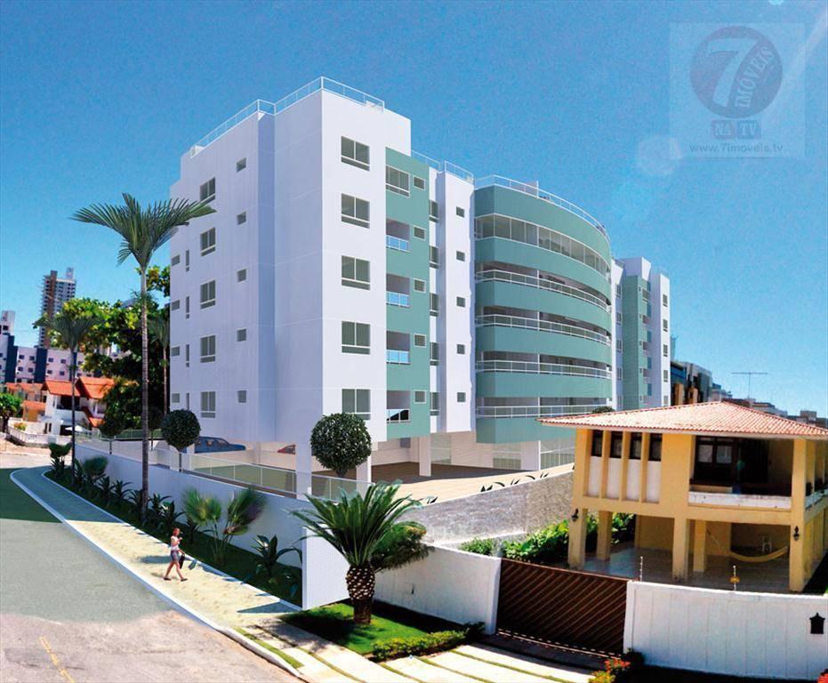 Apartamento Duplex residencial à venda, Cabo Branco, João Pe