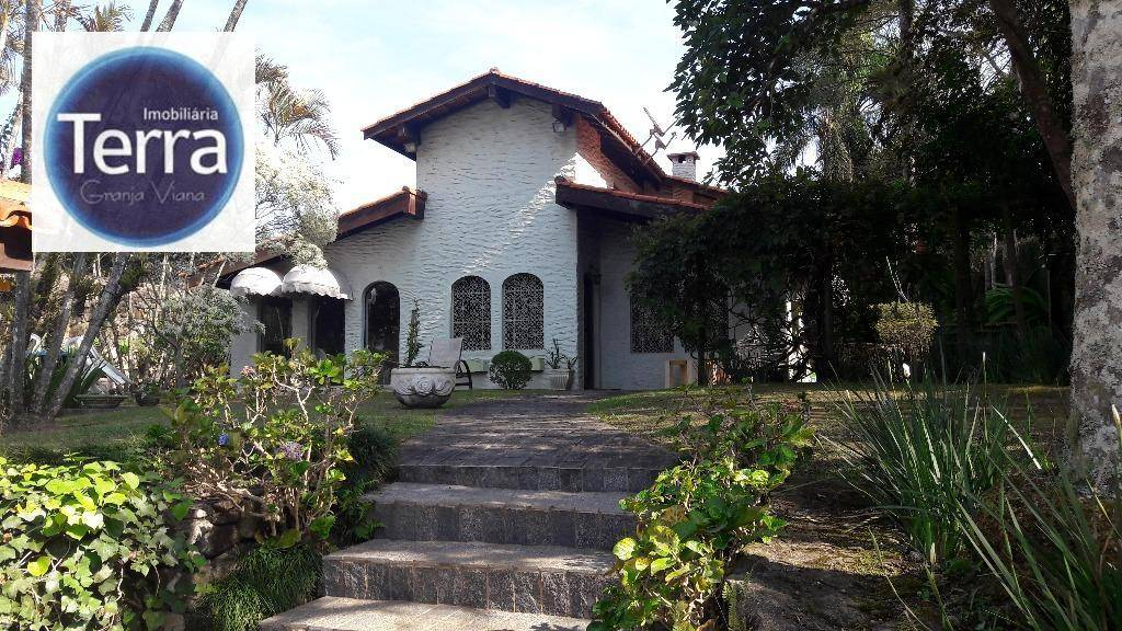 Casa com 3 dormitórios à venda, 360 m² por R$ 1.200.000,00 - Algarve - Cotia/SP