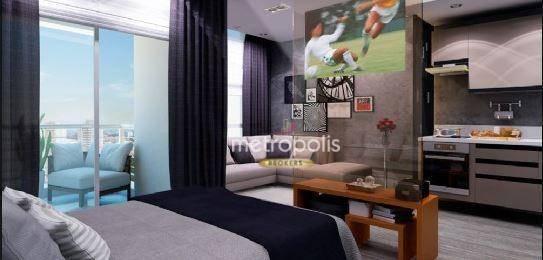 Loft com 1 dormitório à venda, 36 m² por R$ 355.000,00 - Jardim do Mar - São Bernardo do Campo/SP