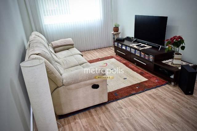 Sobrado à venda, 138 m² por R$ 452.000,00 - Jardim Santo Antônio - Santo André/SP
