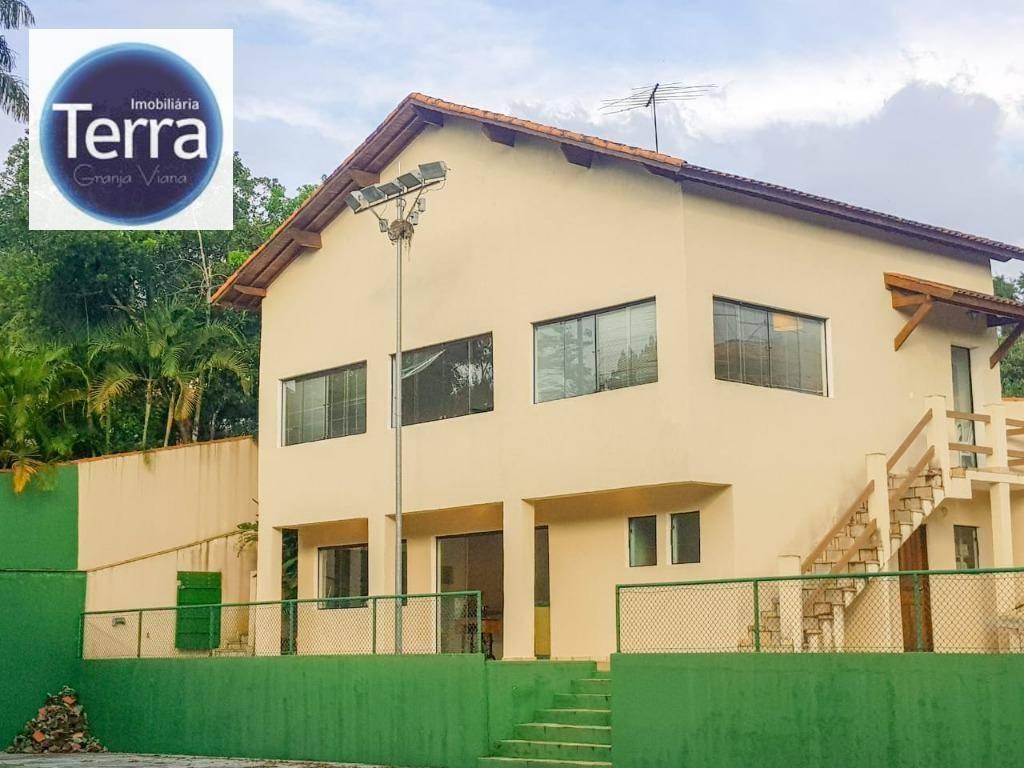 Casa à venda por R$ 900.000 - Transurb - Granj Viana