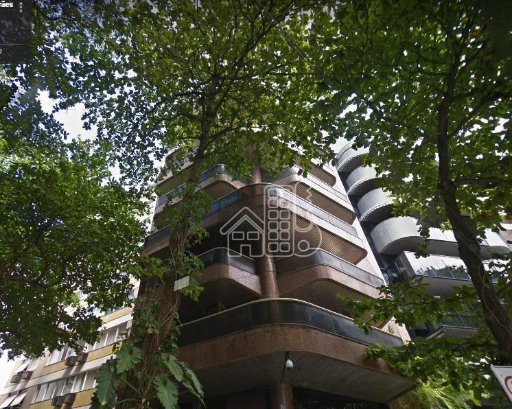 Apartamento com 3 dormitórios para alugar, 301 m² por R$ 13.000,00/mês - Leblon - Rio de Janeiro/RJ