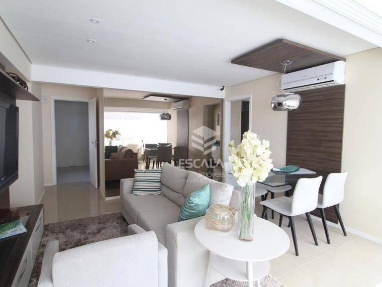 Apartamento com 3 quartos à venda, 110 m², 3 vagas, área de lazer - Meireles - Fortaleza/CE
