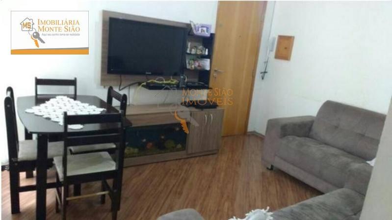 Apartamento Residencial para venda e locação, Portal dos Gramados, Guarulhos - .