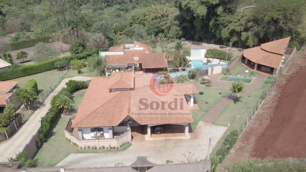 Chácara com 4 dormitórios à venda, 2094 m² por R$ 1.500.000 - Condomínio Quinta da Boa Vista - Ribeirão Preto/SP