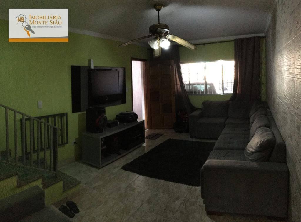 Sobrado com 2 dormitórios à venda por R$ 403.000,00 - Jardim Almeida Prado - Guarulhos/SP