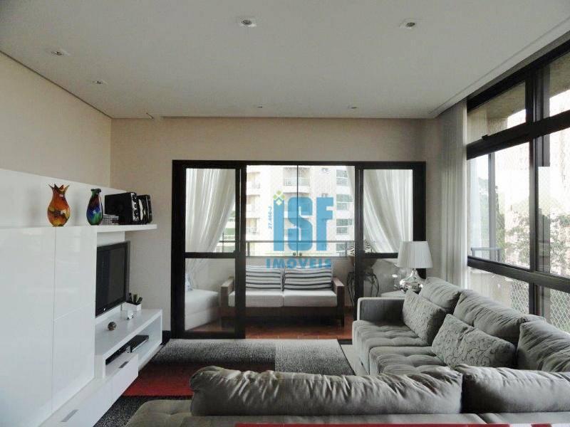 Apartamento com 3 dormitórios à venda, 125 m² por R$ 860.000 - Vila São Francisco - Osasco/SP