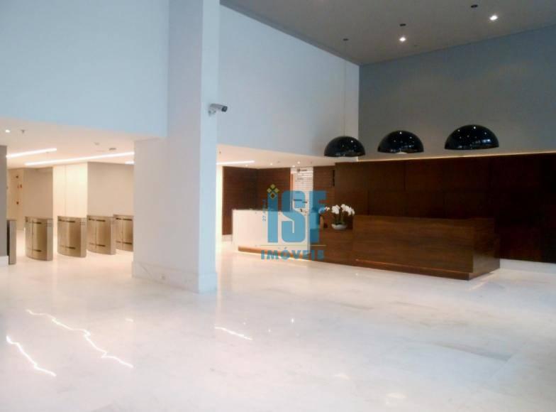 Conjunto à venda, 252 m² por R$ 2.000.000 - Alphaville Industrial - Barueri/SP - CJ3980.