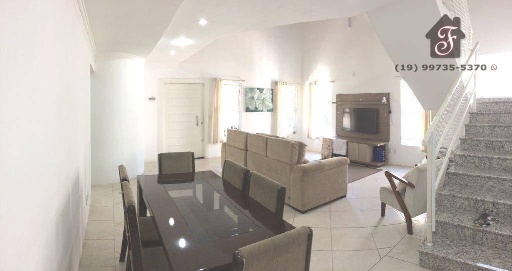 Sobrado residencial à venda, Centro, Vinhedo - SO0032.