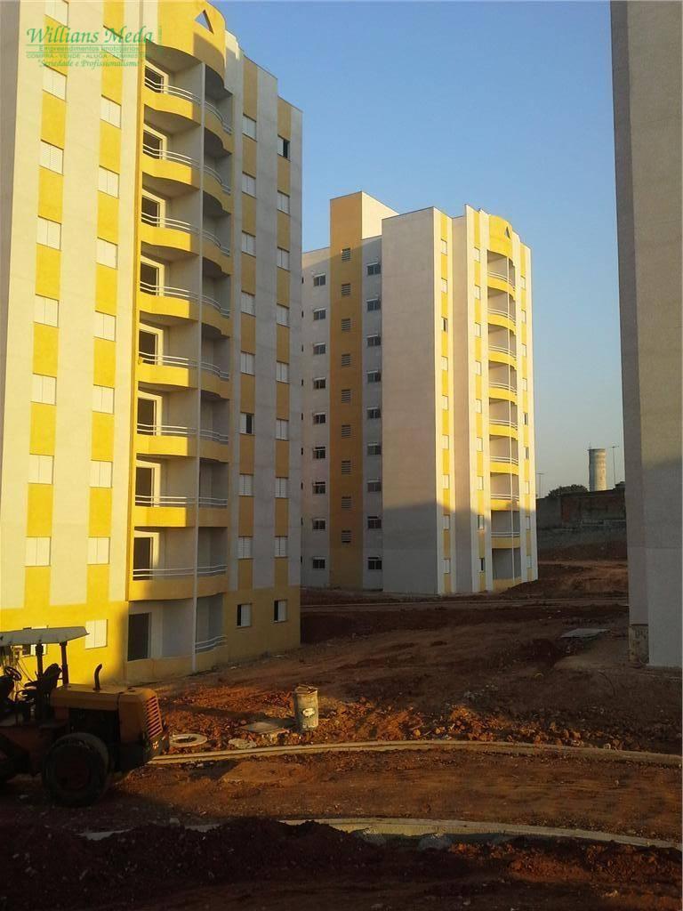 Apartamento  residencial à venda, Jardim Testae, Guarulhos.