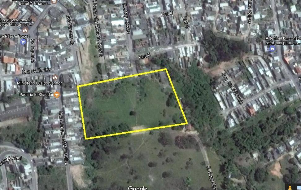 Terreno à venda, 6.300 m² ou 12.600 m², Jardim Maria Cecília, Ferraz de Vasconcelos.