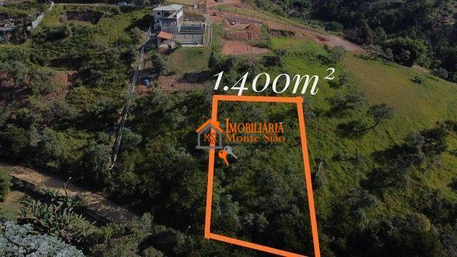 Terreno à venda, 1400 m² por R$ 149.000 - Aralú - Santa Isabel/SP