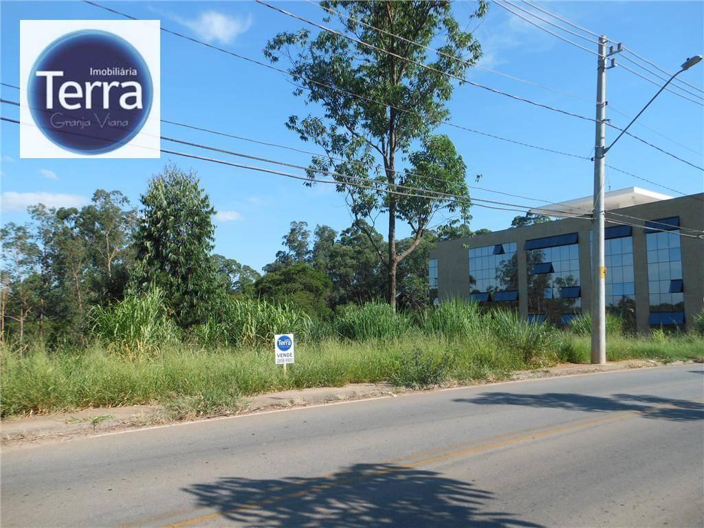 Área Comercial - Estrada do Capuava