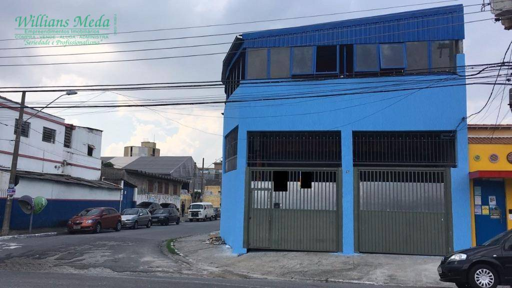 Prédio comercial para venda e locação, Vila Endres, Guarulhos.