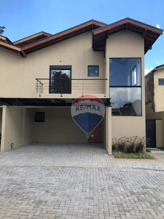 Casa com 3 dormitórios para alugar, 175 m² por R$ 5.300,00/mês - Jardim dos Pinheiros - Atibaia/SP