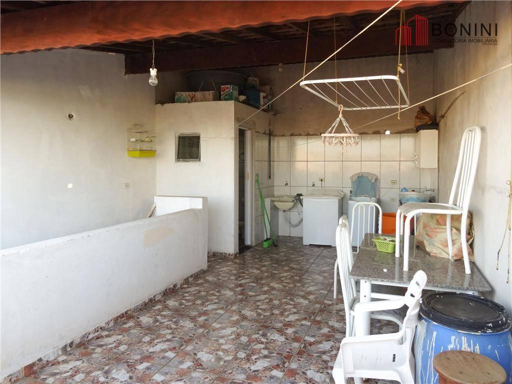 Casa 3 Dorm, Jardim Europa I, Santa Barbara D'Oeste (CA0158) - Foto 12
