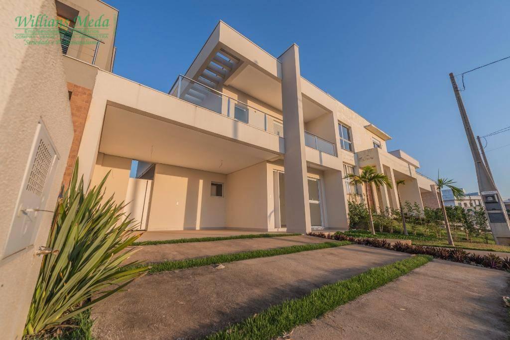 Sobrado com 4 dormitórios à venda, 192 m² por R$ 700.000 - Parque São Miguel - Hortolândia/SP