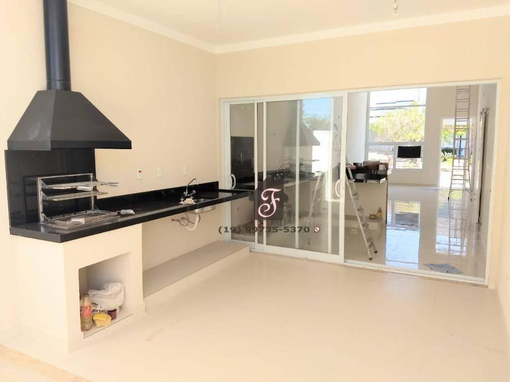 Casa com 3 dormitórios à venda, 150 m² por R$ 640.000,00 - Real Park - Sumaré/SP