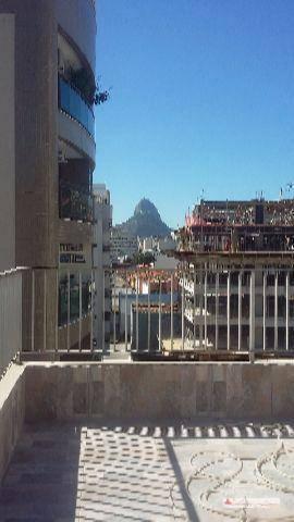 Cobertura temporada para locação, Botafogo, Rio de Janeiro.