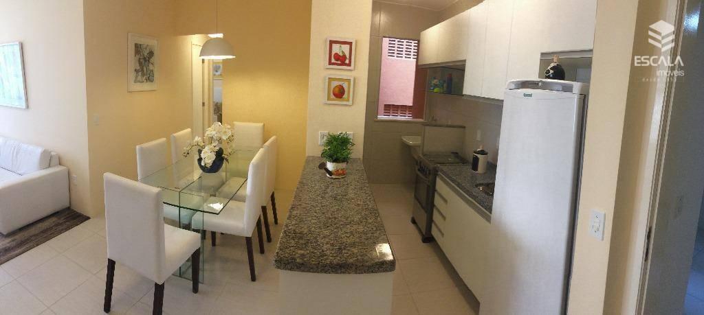 Apartamento com 3 quartos à venda, 60 m², área de lazer, novo, financia - Passaré - Fortaleza/CE