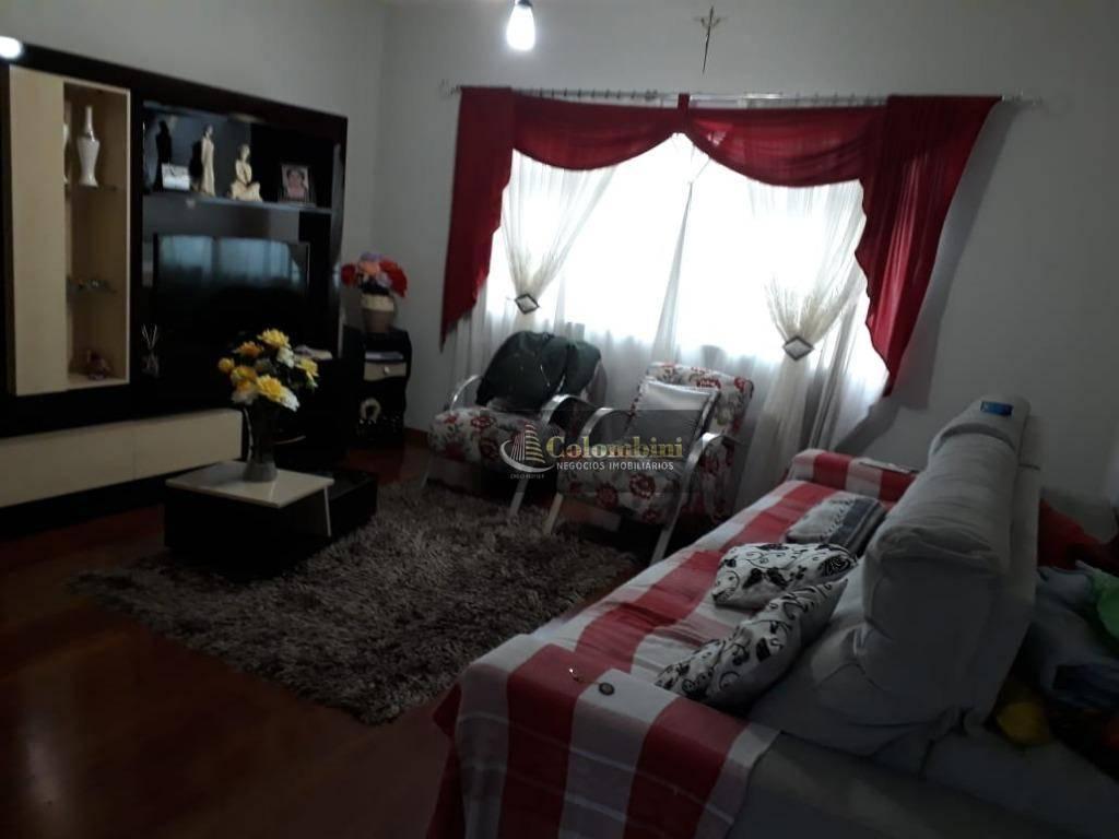 Sobrado residencial à venda, Osvaldo Cruz, São Caetano do Sul.