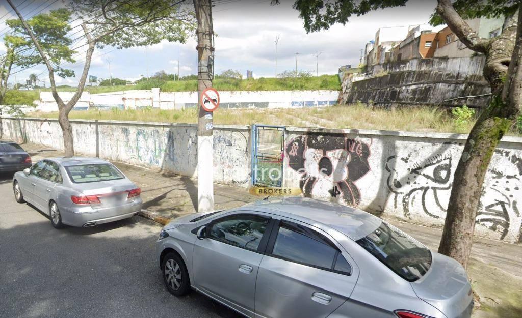 Área à venda, 8582 m² por R$ 25.748.250,00 - Rudge Ramos - São Bernardo do Campo/SP