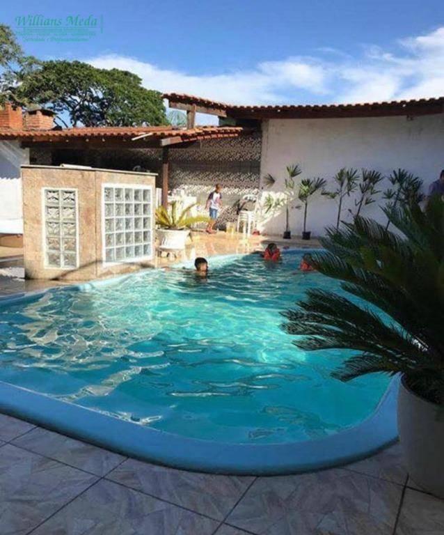 Chácara com 5 dormitórios à venda por R$ 1.000.000 - Sítios de Recreio Rober - Guarulhos/SP