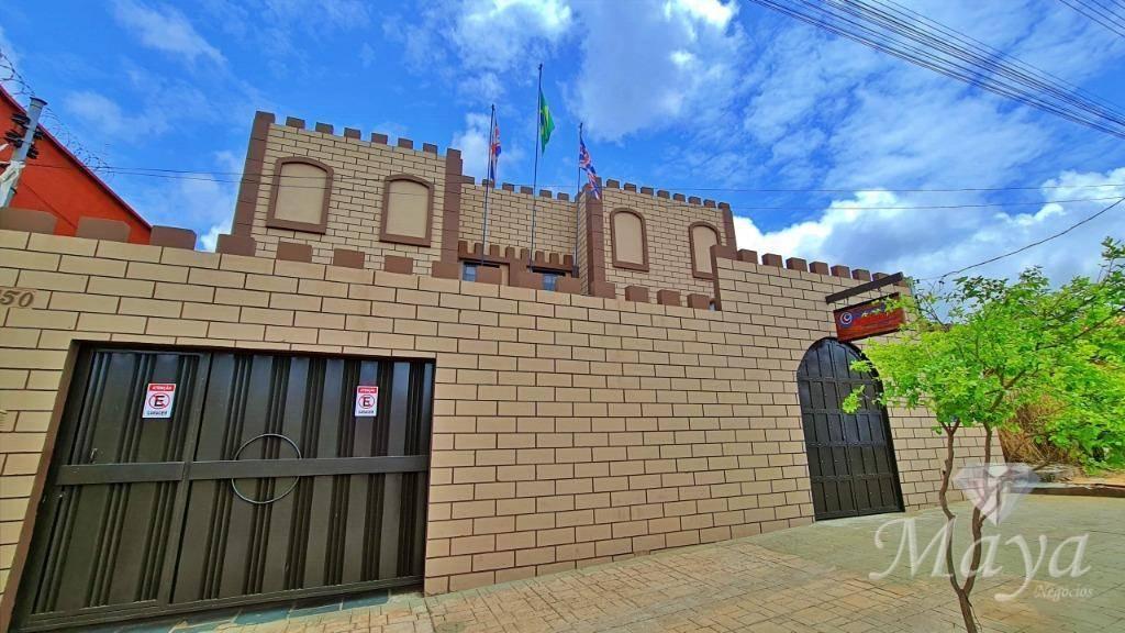 Sobrado Comercial à venda no Centro de Paraíso do Tocantins