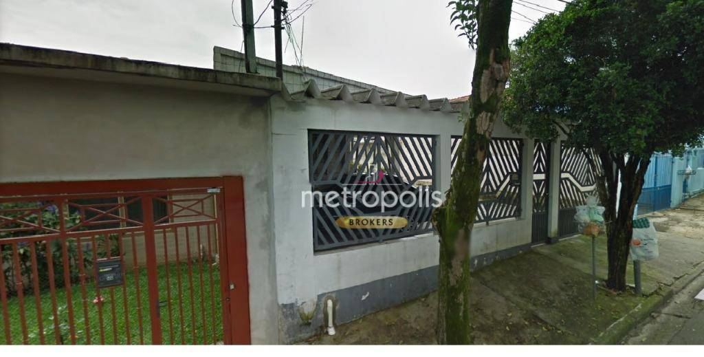 Terreno à venda, 500 m² por R$ 2.000.000,00 - Santa Maria - Santo André/SP