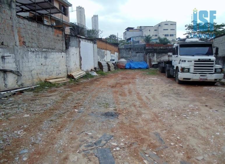 Terreno comercial à venda, Umuarama, Osasco - TE0552.