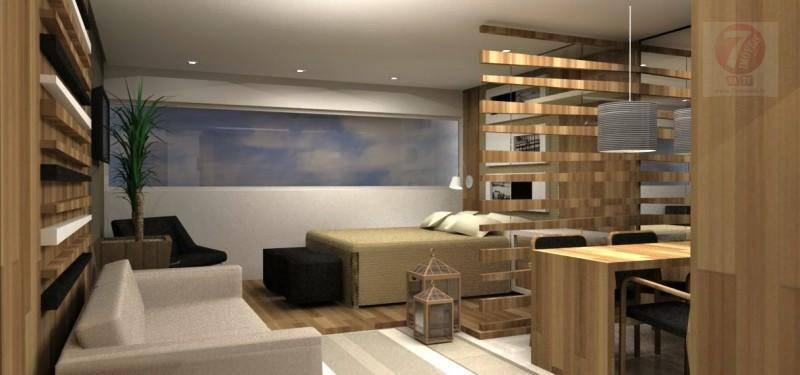 Flat residencial à venda, Intermares, Cabedelo - AP0607.