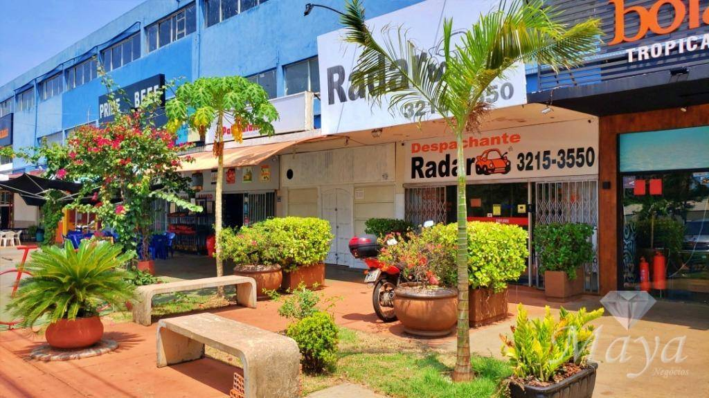 Salas Comerciais de 26 à 5.800 m² na 104 Sul - Centro Empresarial Tukana