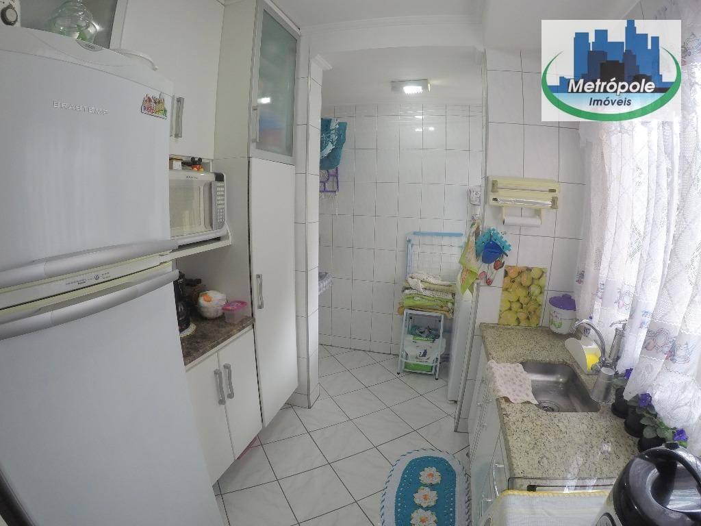 Apartamento de 2 dormitórios à venda em Jardim Valéria, Guarulhos - SP