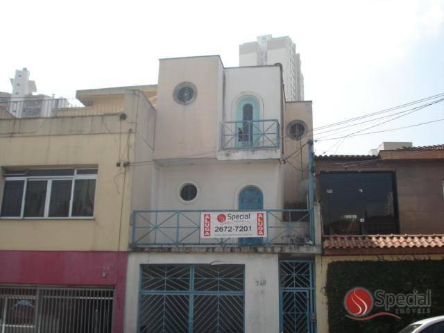 Prédio à venda em Jardim Anália Franco, São Paulo - SP