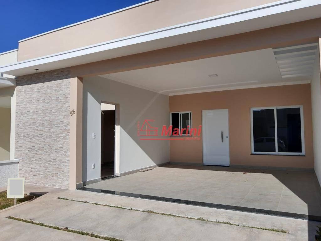 Casa com 3 dormitórios à venda, 105 m² por R$ 465.000,00 - Condomínio Village Moutonnée - Salto/SP