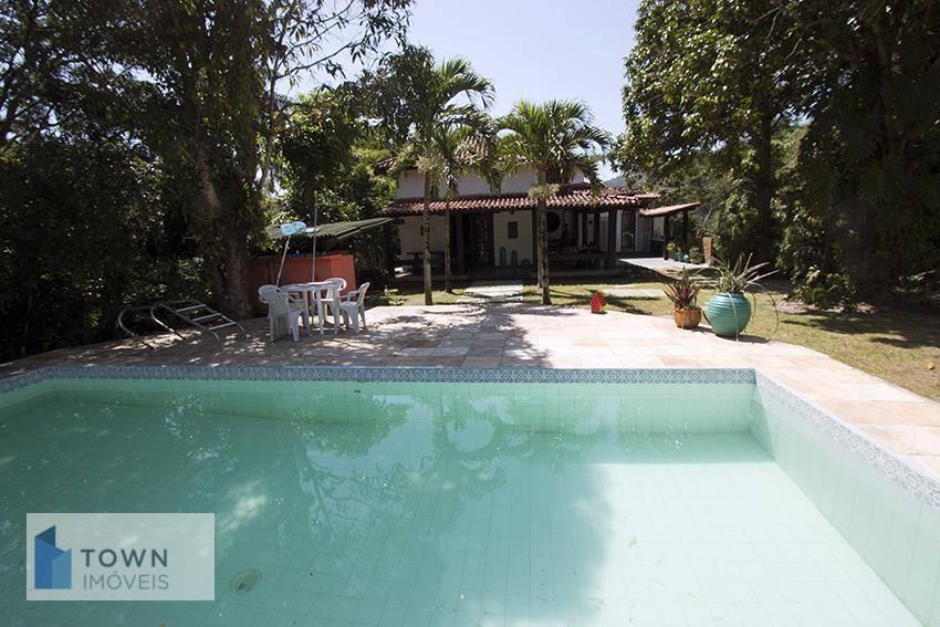 Sítio à venda, 48000 m² por R$ 3.200.000,00 - Vila Progresso - Niterói/RJ