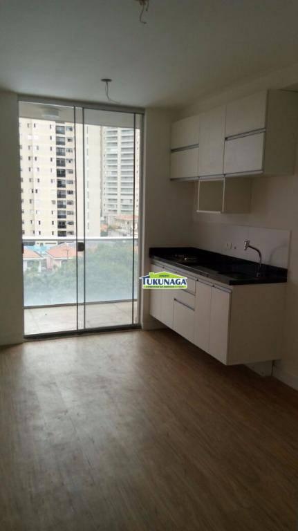 Studio com 1 dormitório, 36 m² - venda por R$ 267.100,00 ou aluguel por R$ 1.250,00/mês - Vila Augusta - Guarulhos/SP