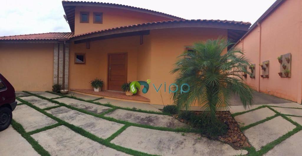 Chácara com 2.292 m², Área construída de 420 m², 3 Dormitórios, Casa Térrea, Excelente privacidade, Estuda Permuta, Jundiaí