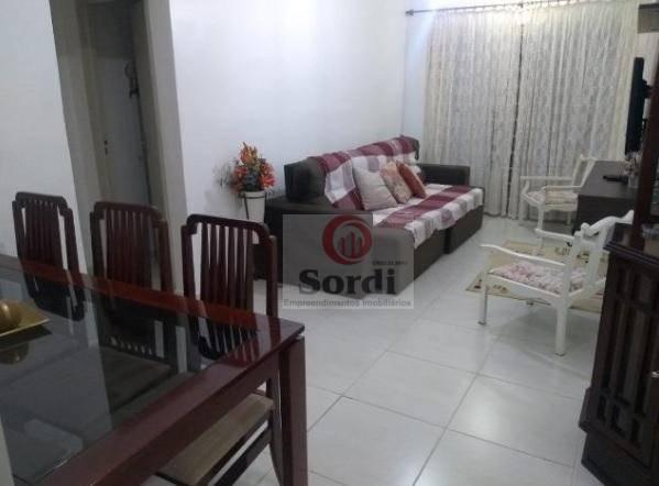 Apartamento com 3 dormitórios à venda, 80 m² por R$ 300.000,00 - Jardim Irajá - Ribeirão Preto/SP