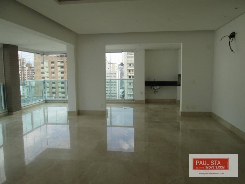 Apartamento residencial para venda e locação, Moema, São Paulo - AP19644.