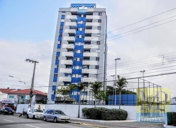 Apartamento com 2 dormitórios, totalmente mobiliado à venda, 54 m² por R$ 265.000 - Centro - Penha/SC