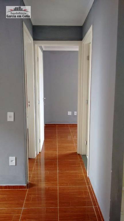 Apartamentos para alugar em Cotia - SP - Condomínio Residenc