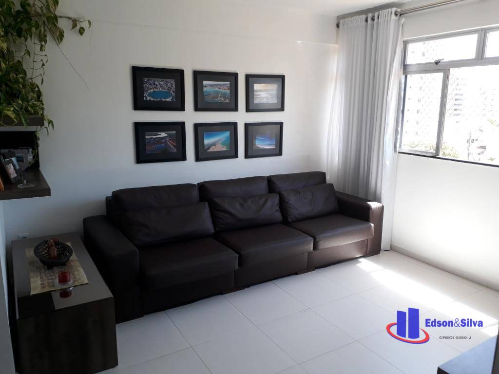 Apartamento com 3 dormitórios à venda, por R$ 220.000 - Intermares - Cabedelo/PB