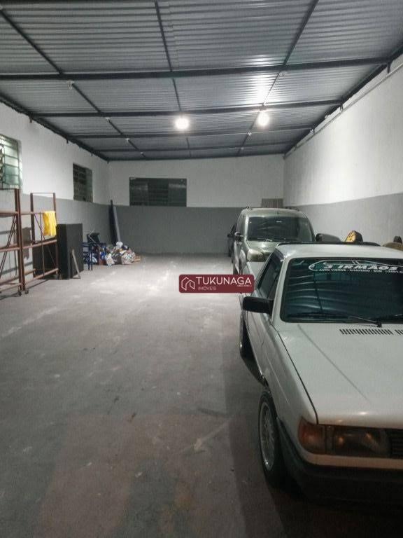 Galpão para alugar, 182 m² por R$ 3.200,00/mês - Vila Barros - Guarulhos/SP