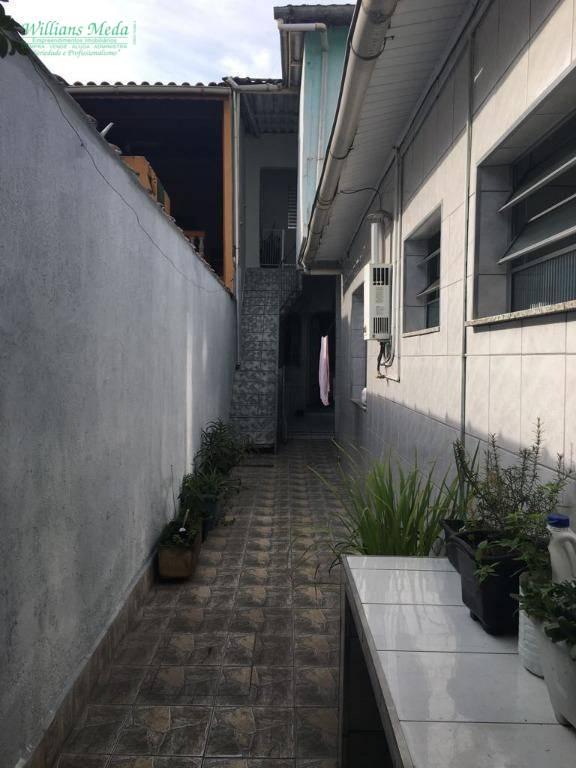 Casa residencial à venda, Jardim Vila Galvão, Guarulhos.