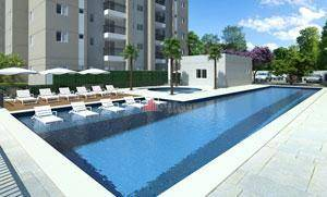 tropical garden residence club, 3 dorm (1 suíte) com varanda gourmet **rua salim daher, 265 -...